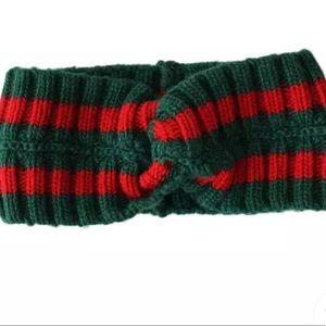 Fashion Wool Stripe Headband